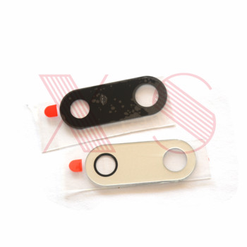 50pcs /lot new original back rear camera glass lens with sticker for Nokia 6