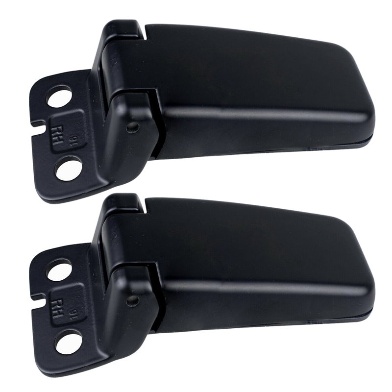 Left & Right Pair Rear Tailgate Window Glass Hinges For Nissan Armad 2004-2015 90320-7S000(China)