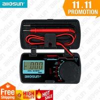 All Sun EM3081 Autorange Digital Multimeter 3 1 2 1999 Low Battery Indication Overload Protection MULTIMETER