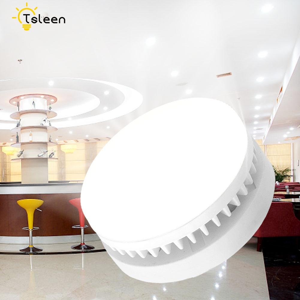 TSLEEN GX53 Led Lamp SMD2835 5W 7W 9W 12W 15W 18W Lampada LED Cabinet LED Bulb Spotlight AC 110V220V Warm Cold White Led Light
