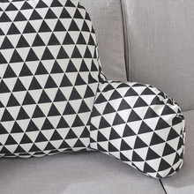 CV Backrest Cushion For Sofa Cushion Include Pillow Core Washable