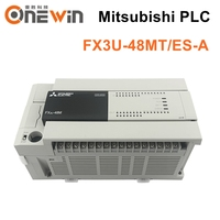 New and Original Mitsubishi FX Family PLC Controller FX3U 48MT/ES programmable controllers for power industry