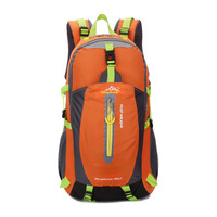 Outdoor Sports Bag Professional Travel Waterproof Hiking Bag The Large Capacity Fashionable Joker Riding Package