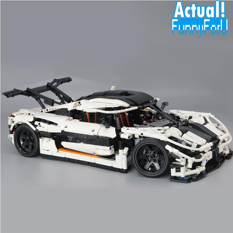 LEPIN 23002 3136Pcs Technic series Traffic jam Model Building Blocks Bricks Classic Toy Model Compatible for Boy Gifts legoINGly