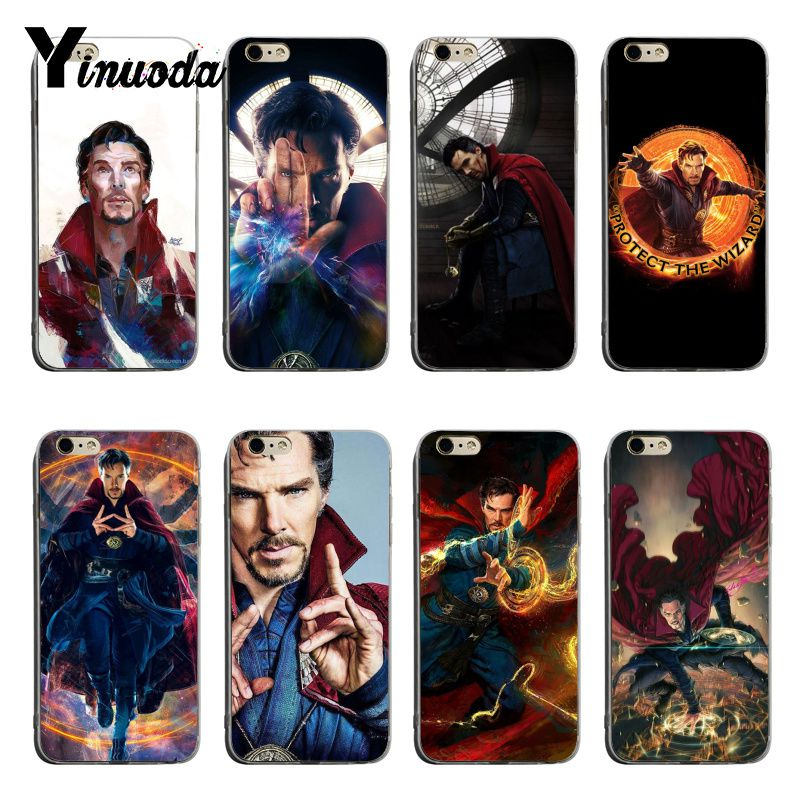 Phone Bags & Cases Painstaking Yinuoda Doctor Strange Marvel Avengers League Soft Tpu Phone Case Cover For Iphone X Xs Xr Xsmax 8plus 6 6s 7 7plus Mobilecover Commodities Are Available Without Restriction Cellphones & Telecommunications