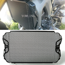 Motorcycle Radiator Guard Cover For Yamaha Mt09 Mt-09 FZ09 2013-2016 Water Tank Cooler Cooling Replacement