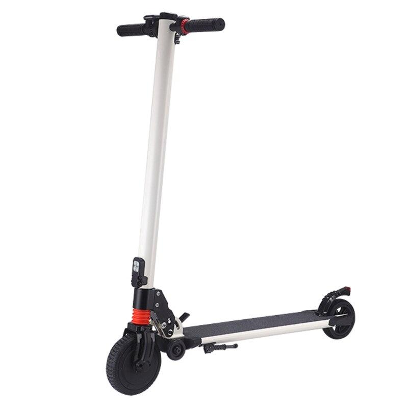 5 pouces scooter électrique 2 roues planche à roulettes électrique pli debout hoverboard en alliage d'aluminium scooter vitesse rapide vol stationnaire