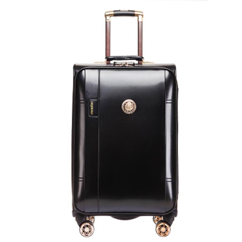 Beasumore Korean Version Rolling Luggage Spinner Men Wheel Suitcases 20 Inch Business Password Trolley Women Cabin