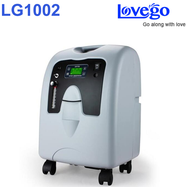 Home Use 10 liters Medical Grade Lovego Oxygen Concentrator home use 5 liters medical grade lovego oxygen concentrator lg502