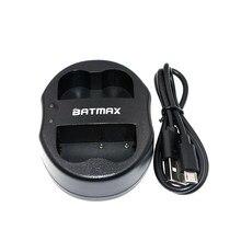 Chargeur de batterie double USB, pour appareil photo Nikon EL3e EL3a D50 D70S D80 D80S D90 D100 D200 D300 D700