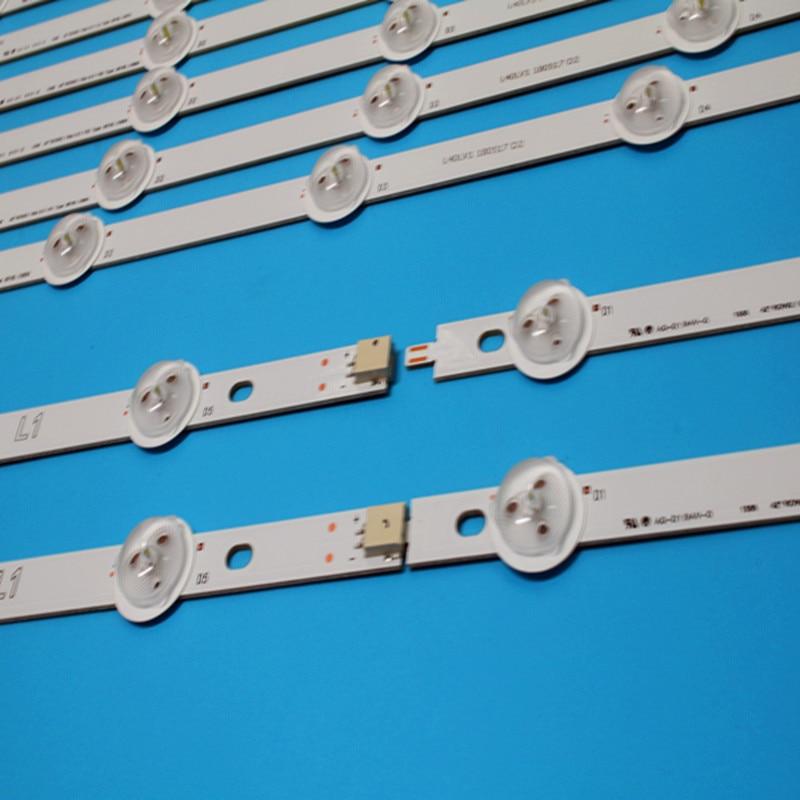 10 peças/lote New LED tiras 42
