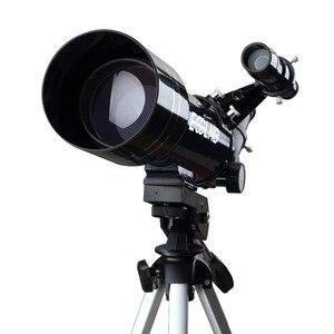 Image 3 - F36070 天体望遠鏡と三脚ファインダー初心者のための探検スペースムーン見単眼望遠鏡ギフト子供のための