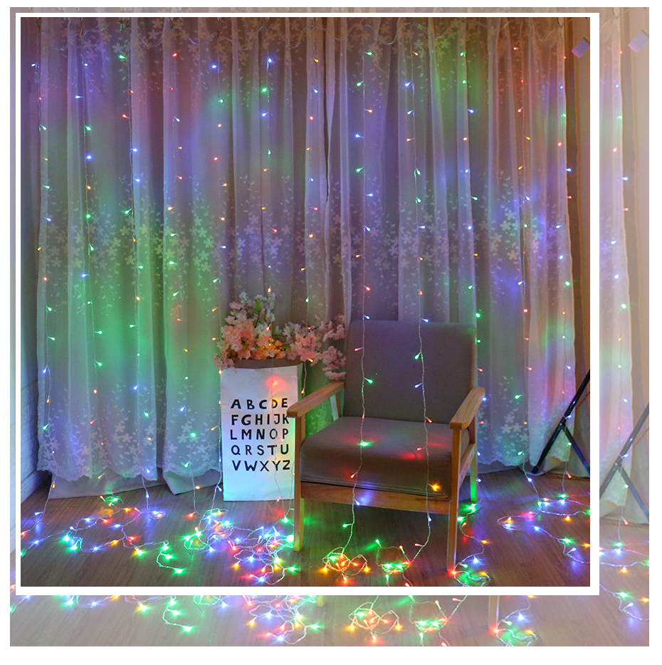 High Quality curtains garland
