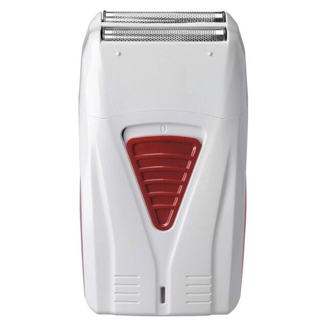 barber finishing electric shaver for men face stubble rechargeable beard electric razor foil bald shaving machine hair shaver