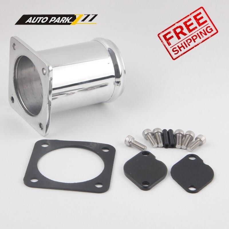 Free EGR delete pipe for Land Rover Discovery MK2 MK II Defender 2.5 TD5 EGR Valve Delete Bypass Fix Kit egr10
