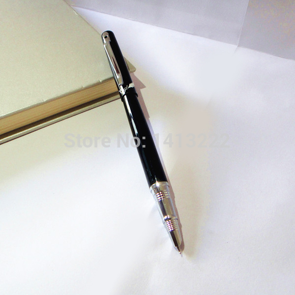 100% brand new Fountain pen ink in blue and black Promotional Merchandise 60pcs a lot company gifts with free logo made