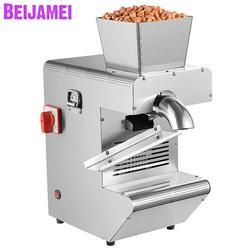 BEIJAMEI Automatic Hot Cold Oil Press Stainless steel 304 Continuous Pressing Peanut Oil Machine Sunflower Oil Squeezer Maker