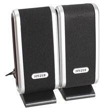 3.5mm USB Portable Multimedia Speaker Music MP3 CD Player for Laptop PC Computer  MP4  DVD