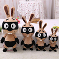 1 pcs Hot Sale New Masked Baoya Rabbit Doll Rabbit Pirates Soft Texture Birthday Gifts Female Plush Cute Brand New Toys