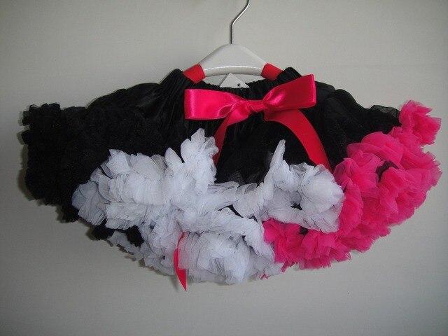 Wholesale Denim Skirt for Girls Skirts of Multi Children Skirt Red and Colors Pettiskirt PETS-032