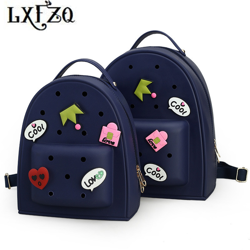 School Knapsac School Bag Candy Color Cartoon Backpacks Kids Mochila Escolar Infantil Children's Backpacks For Children Kids Bag