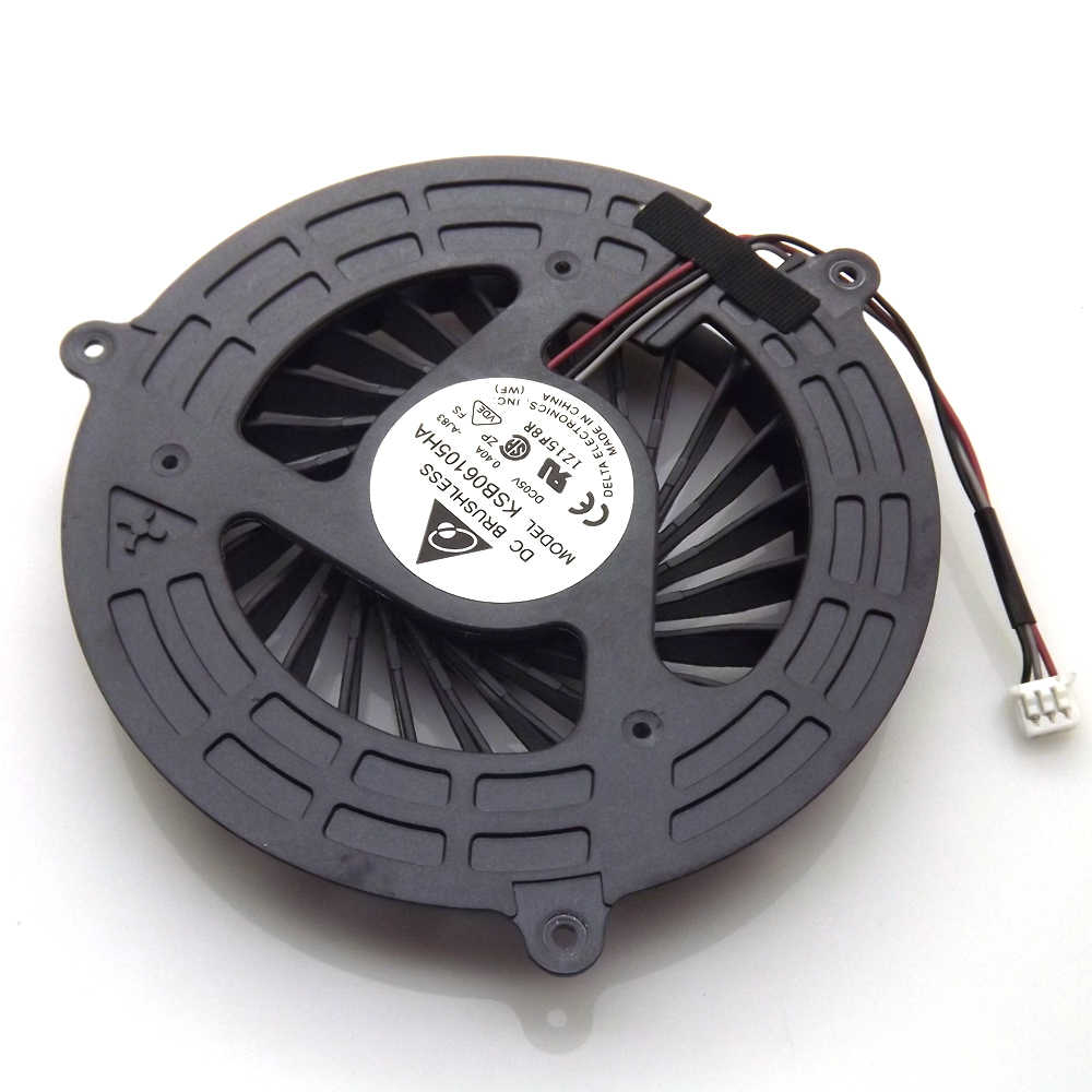 New ksb06105ha-aj83 cho acer aspire 5350 5750 5750g 5755 v3-571g p5ws0 p5weo i5 i7 v3-571 e1-531 laptop cpu cooling fan