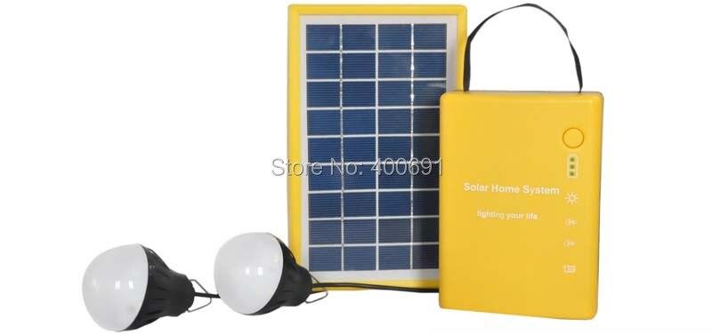 3w solar power system