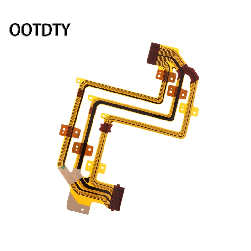 OOTDTY Photo Studio kits Camera Repair Part LCD Flex Cable For Sony SR200 for SR300