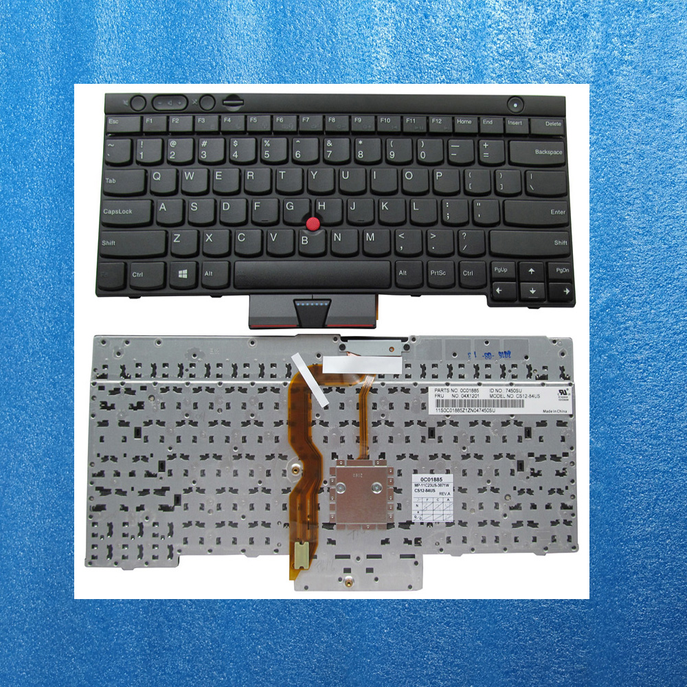 Fine Us 33 25 5 Off New Original Us English Keyboard For Lenovo Thinkpad X230 X230I X230T X230 Tablet Fru 04X1315 04X1201 04X1277 0C01997 In Home Remodeling Inspirations Genioncuboardxyz