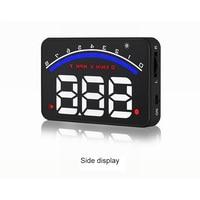Car Head up Display M6 OBD Windshield Projector Speedometer Overspeed Car Alarm Car Hud Head Up Display