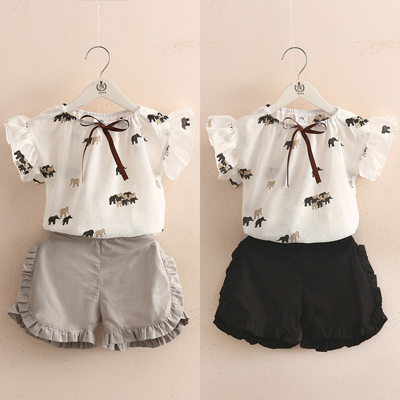Korean Version Of The Children S Clothing 2018 Summer New