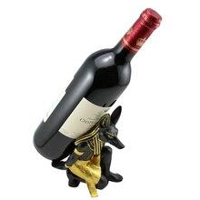 Handgemachte Beschichtung Harz Wein Racks Hause Küche Bar Dekoration Praktische Weinhalter Wein Flaschen Decor Display Regal