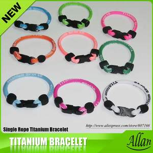 New Arrive Titanium Ionic Sports Bracelet Baseball Softball Soccer