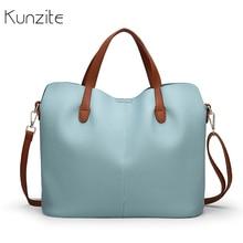 Kunzite Luxury Handbags Women Bags Designer Casual Tote Female Soft Pu Leather Crossbody Bags for Women Shoulder Bags Bolsos Sac