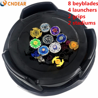 Beyblade Arena Stadium Metal Fusion 4D Freies System Battle Metal Top Fury Masters Launcher And Grip