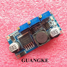 1PC LM2596 LED Driver DC-DC Step-down Adjustable CC/CV Power Supply Module(China)