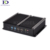 Grande promoção para o ano novo 2017 fanless industrial mini pc barebone 4010U i3 i5 4200U i7 4500U Dual LAN 6 RS232 Windows10 Pro
