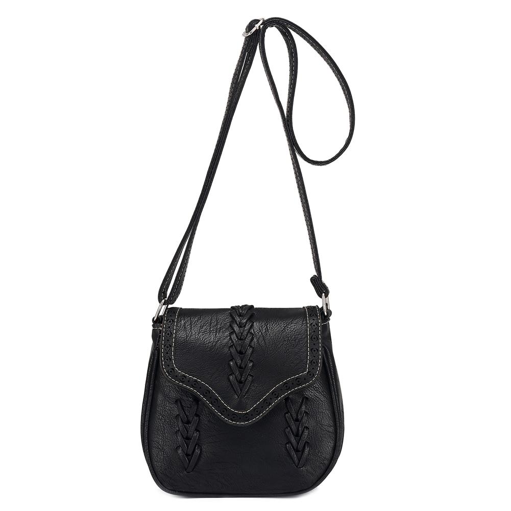 c9df239410cf Малый Повседневное Для женщин Курьерские сумки ПУ выдалбливают Сумки через  плечо дамы плеча Кошелек и Сумки Bolsas feminina