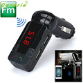Del Hot Dual USB Car Charger Kit Bluetooth Estéreo Sem Fio MP3 Player FM Transmissor De Outubro de 11
