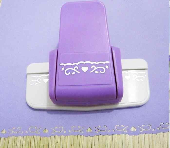 1 Uds. Perforadora de espuma y papel con diseño de flores de belleza para hacer tarjetas, artesanías hechas a mano DIY