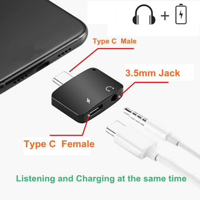 usb c to audio jack
