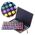 Professional makeup eyeshadow palette matte set Camouflage Pro 168 Full Color Gloss Neutral Cosmetic Make Up Eye Shadow beauty