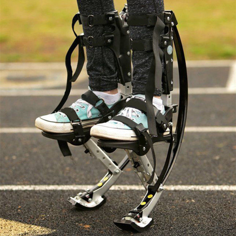 30-50KG Youth Kangaroo Shoes Jumping Stilts Fitness Exercise