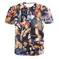 Тупак 2pac футболки лето стиль мужчины/женщины 3d футболка мода хип-хоп рок панк biggie smalls/snoop dogg рубашки harajuku топы