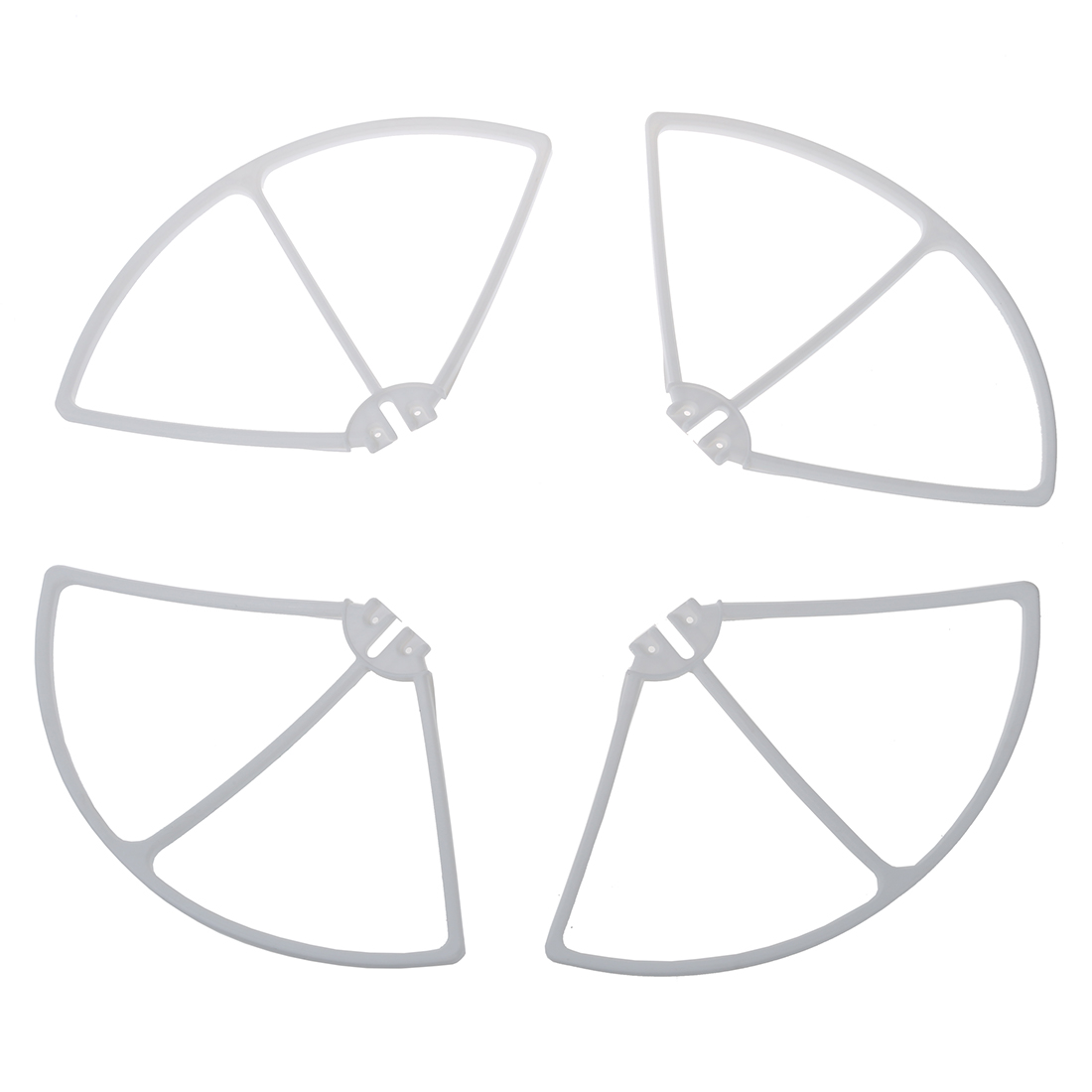Fbil Spares For Syma X8c X8w Venture Rc Quadcopter 4pcs