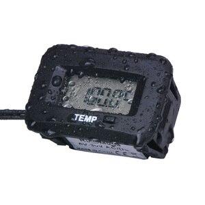 Image 5 - Digitale waterdichte Olie Tank temp sensor TEMP thermometer voor motorfiets buggy dirt quad tractor ATV pit bike