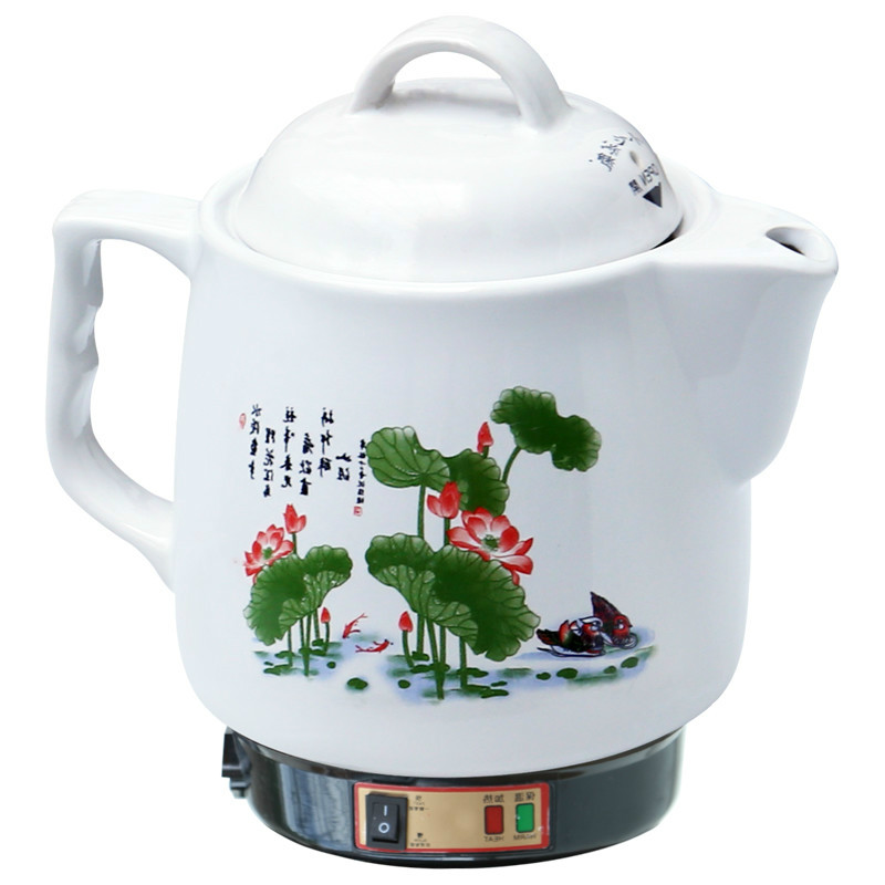Electric kettle Automatic Chinese medicine pot boiling ceramic health electric cooker cookin Anti-dry Protection less medicine more health
