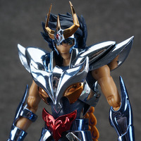 Cs Aurora Model OverSpeed Model Metal Armor Saint Seiya Cloth Myth Ex Ikki Phoenix Final V3