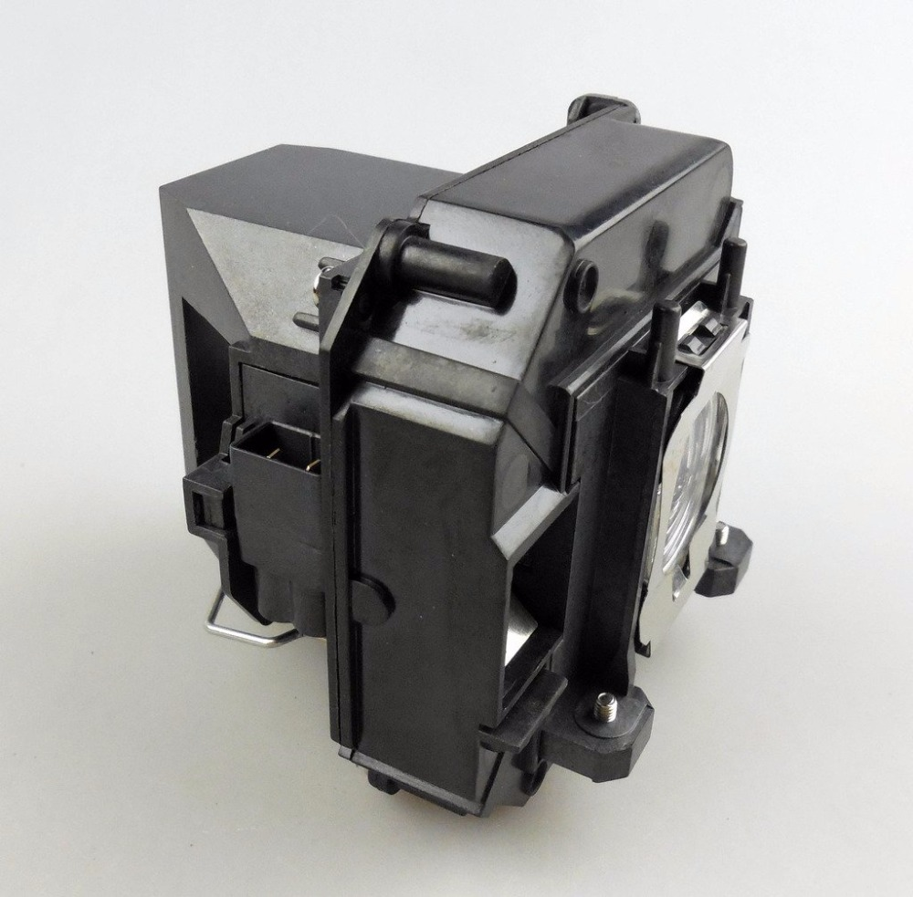 Original ELPLP60 / V13H010L60 Projector Lamp with Housing for EPSON EB-420 / EB-425W / EB-900 / EB-905 / EB-93 / EB-95 elplp57 v13h010l57 compatible projector lamp with housing for epson eb 440w eb 450w eb 450wi eb 455wi eb 460 eb 460 projectors