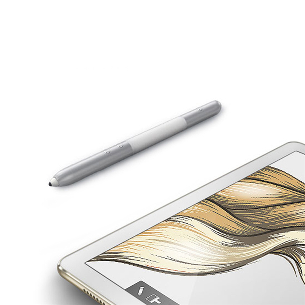 Stylus Laser Pen for Huawei MateBook / E Tablet Hand Writing Touch Control AF61 Pen Silver Stylus for Huawei MateBook E